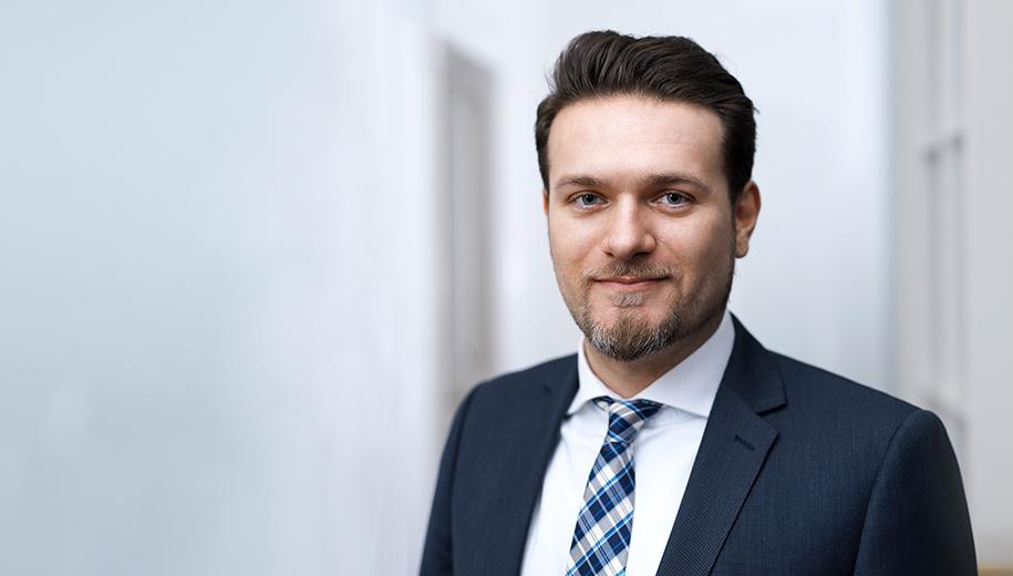 Robart: HR Manager Daniel Licciardi